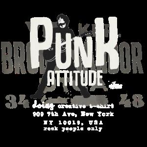 Punk-Haltung