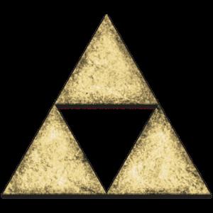 Dreieck, Sierpinski Fraktal Mathe Mathematik Nerd