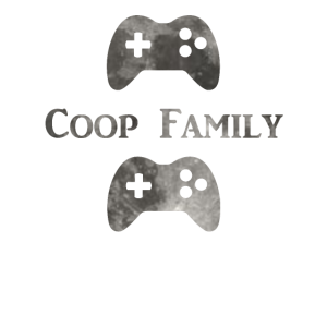 Coop Family Moon Background Family and Friends