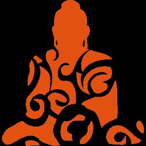 Buddha-Buddhismusstatuen-Designkunst