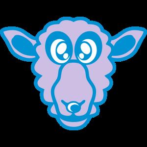 Schaf Tierzeichnung Kind 15