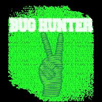 BUG HUNTER binär PEACE binärcode binärsystem Shirt