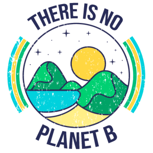 There Is No Planet B Geschenk