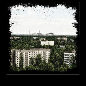 Tschernobyl Pripyat Atomenergie Atom Geschenk
