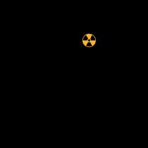 Tschernobyl Radioaktiv Atom Energie Geschenk