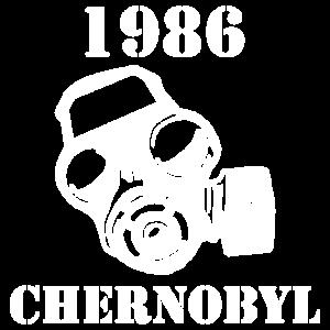 Tschernobyl Radioaktiv Strahlung 1986 Geschenk