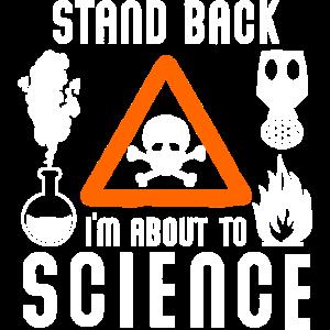 Chemiker Wissenschaft Physik Spruch