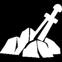 Schwert in Felsen