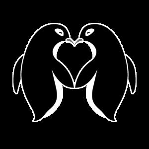 Pinguin Pinguinmotiv Geschenk Kaiserpinguin