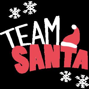 Team Santa Logo