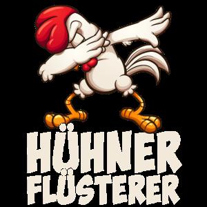 Dabbing Huhn Hühner Flüsterer Geschenk