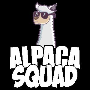 Alpaka Squad Sport Team JGA