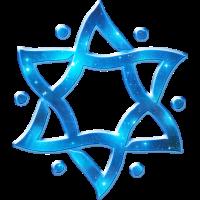 Davidstern, Judentum Symbol, Israel, Hexagramm