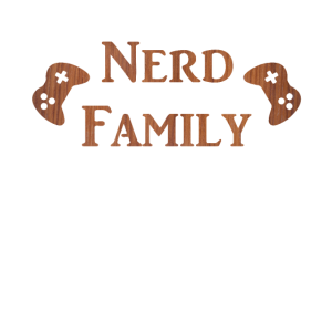 Nerd Family on Wood Family and Friend Shirts