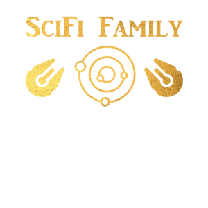 SciFi Family in Gold Family and Friend Shirts