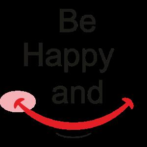 Freude und Lächeln
