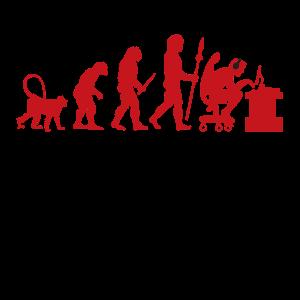 Evolution of a Gamer