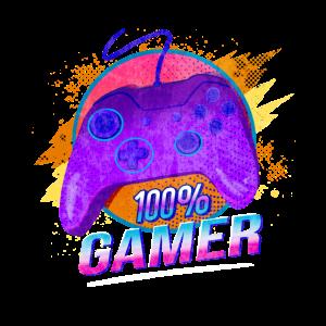 100% Gamer!
