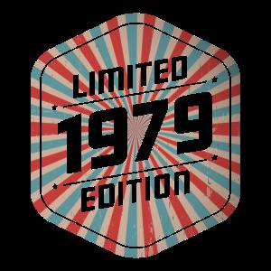 1979 Geburtstagsgeschenk Baujahr Geburtsjahr 79