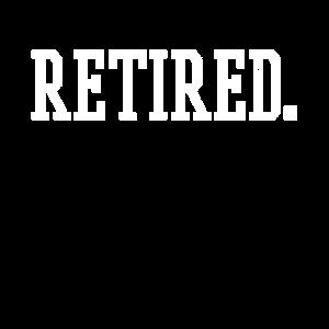 Ruhestand Hemden