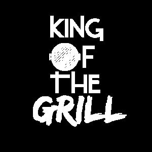 King of the grill - Geburstagsgeschenk für Väter