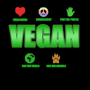 Love World Vegan Vegetarian Food Diet