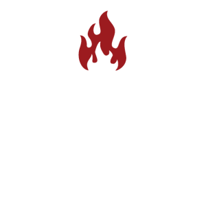 Grillen Grillzange Feuer Bbq Grill Shirt weiß
