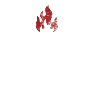 Grillen Grillzange Feuer Bbq Grill Shirt used look