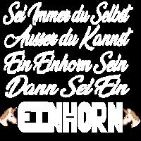 Einhorn Dab Fabel Geschenkidee Maerchen