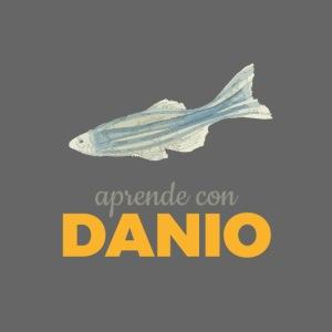 Camisetas Danio Aprende con Danio