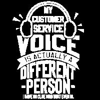 Call Center Agent Meme Kundenservice