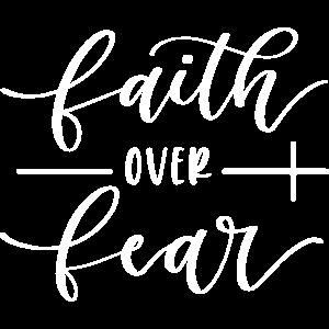 Glaube über Angst, Christ, Glaube, Hoffnung, Liebe, Gott