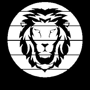 Löwe Wildnis