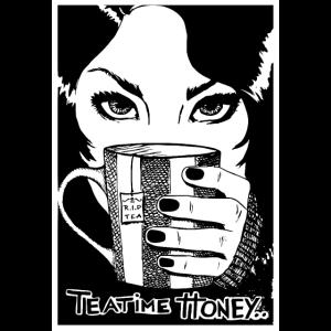 Dein Tee, Schatz....