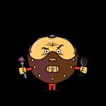 Mr Brain eater