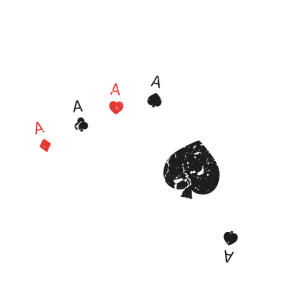 Pokern Karten Pik Herz Karo Kreuz