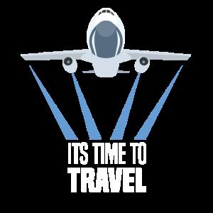 Flugzeug Urlaube Reisen Travel Geschenk