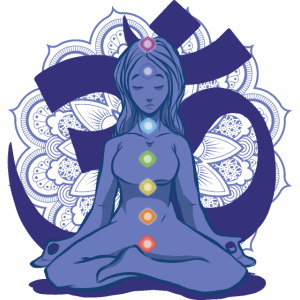 Yoga Meditation Chakra Heilung.