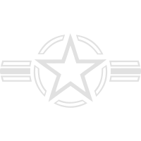 USA Army Navy Air Force Star Stern Armee