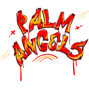 Palm Angels Graffiti