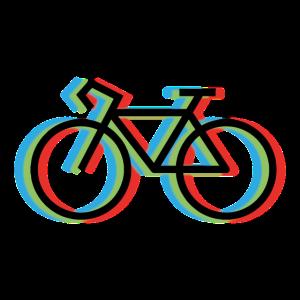 Glitch-Fahrrad