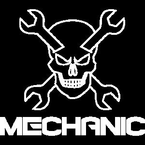 Mechaniker Totenkopf