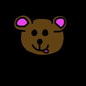 Niedlicher Teddy Teddybär Bär Geschenkidee