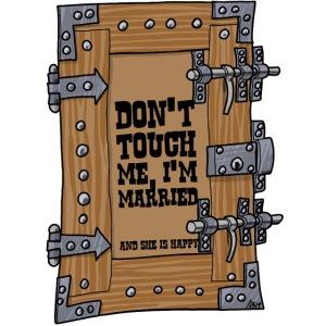 door dont touch me