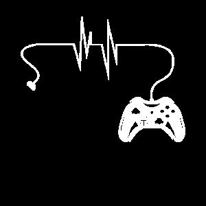Gamer Gaming Herzschlag Herzfrequenz