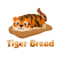 Tiger Bread - Tiger Brot