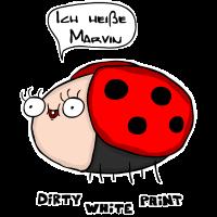 Ich heiße Marvin MP