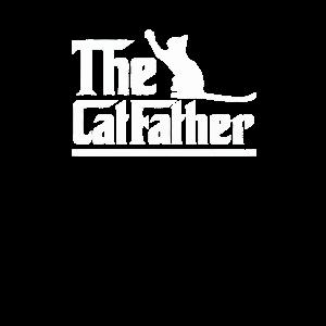 das Katzenvatert-shirt