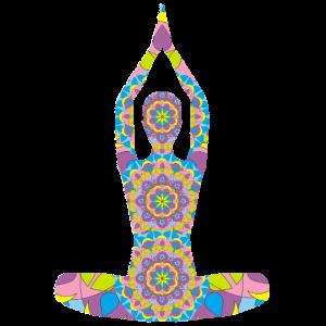 Yogasitz Mandala