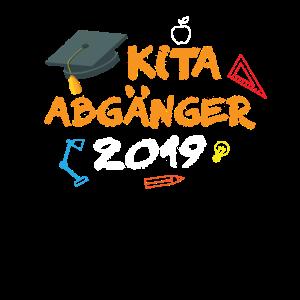 KITA Abgänger 2019 Schulbeginn Einschulung T-Shirt